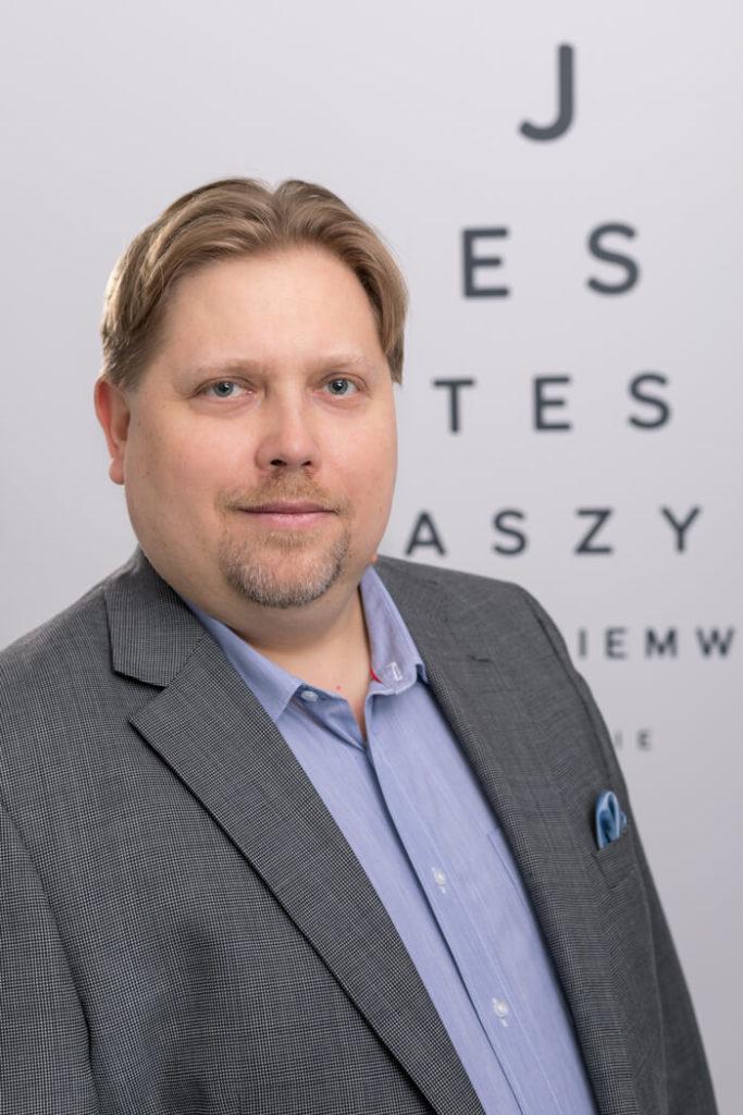 Specjalistyczna praktyka okulistyczna Visumedica